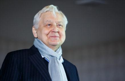 Прощание с Олегом Табаковым пройдет в МХТ имени Чехова 15 марта