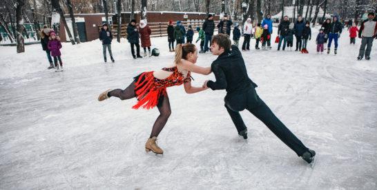 7 марта на центральном катке Перовского парка пройдет «Ночь чемпионов»