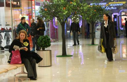 Торгово-рекреационный комплекс с магазинам и спа-зоной в Новокосино готов к вводу в эксплуатацию