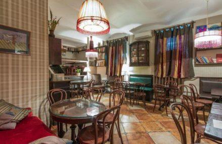 Самые домашние кафе Москвы