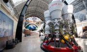 Музейный центр «Космонавтика и авиация» открылся на ВДНХ в Москве