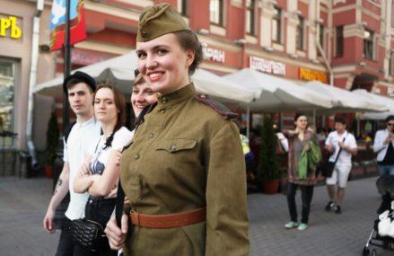 Праздничные мероприятия ко Дню Победы пройдут в 21 парке