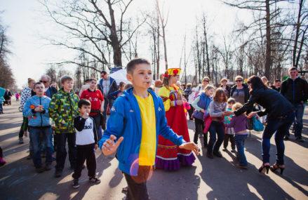 Приглашаем всех 8 апреля отпраздновать Светлую Пасху в Перовском!