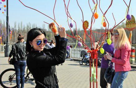 Фестиваль «Пасхальный дар» пройдет 25 апреля