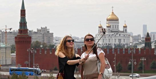 Парки Москвы составили список мест для лучших селфи