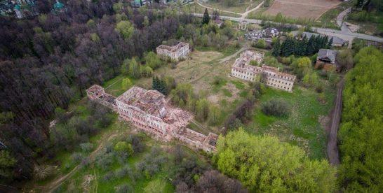 Усадьбу «Гребнево», расположенную в Щелковском районе Подмосковья, приобрел частный инвестор