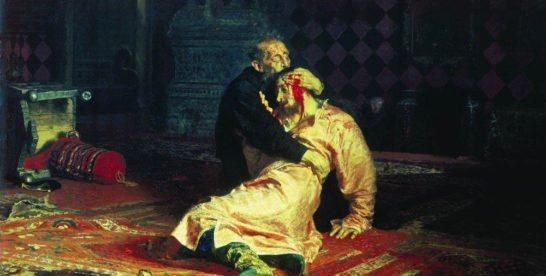 Стали известны подробности нападения вандала на картину Репина в Третьяковской галерее