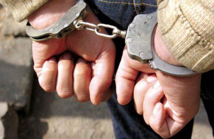 Сотрудники столичной полиции задержали подозреваемого в разбое