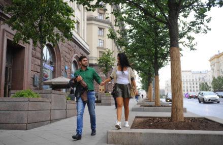 Уличная геометрия. Сколько Кольцевых улиц в столице