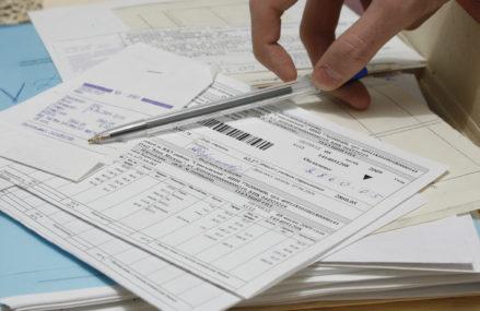 Новые квитанции об оплате жилищно-коммунальных услуг будут получать россияне с 1 июня