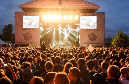 Главные опен‑эйры лета 2018: «Усадьба Jazz», Bosco Fresh Fest в Сколково и «Нашествие»