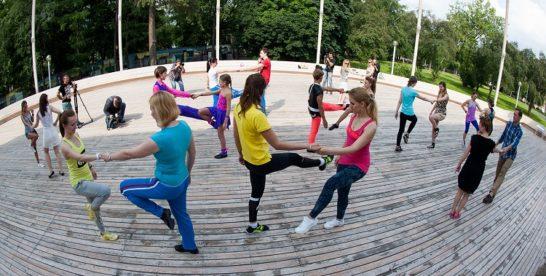 Москвичей научат танцевать рок-н-ролл