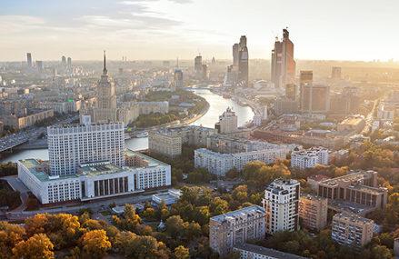 10 идеальных пешеходных маршрутов по Москве