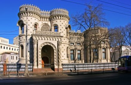 Путешествие по живописным особнякам Москвы