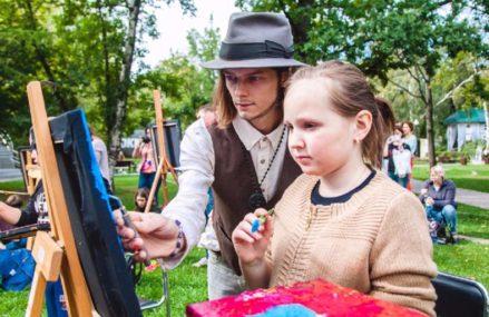 Живая глина и волшебная бусинка: В Перовском парке ждут детей и взрослых