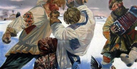 О кулачных боях в Москве на Бабьем городке и борьбе с ними