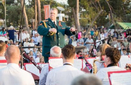В Измайловском Парке выступит оркестр войск национальной гвардии РФ