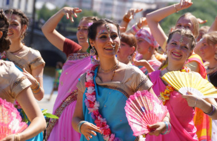 «Фестиваль индийской свадьбы» в парке «Сокольники»