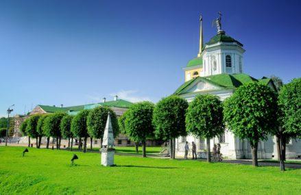 В это воскресенье вход в музейный комплекс «Кусково» сделают свободным.