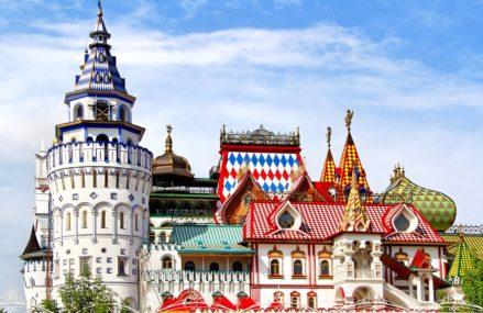 Сказочная Москва: ТОП-6 мест столицы