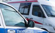 Водитель Chrysler сбил двоих пешеходов и врезался в дверь подъезда в Измайлово