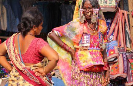 Индийская ярмарка «Delhi базар»