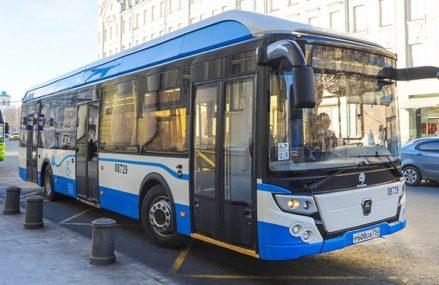 Новые электробусы выйдут на маршруты Москвы в сентябре