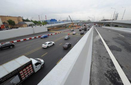 Участок хорды от шоссе Энтузиастов до МКАД может быть завершен ко Дню города
