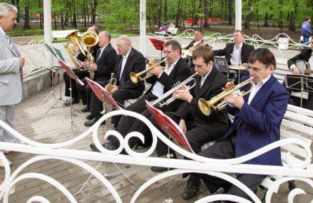 Музыкальные выходные в Измайловском парке