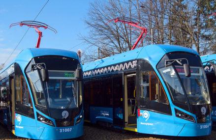 С 7 июля изменится маршрут трамвая № 46 в ВАО