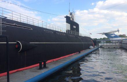 Гуляем по Москве: музей «Подводная лодка»
