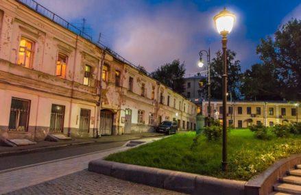 Хитровка — район который не найти на картах города