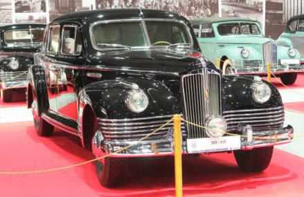 Грандиозная выставка ретроавтомобилей: уже в следующие выходные