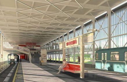 Две новые станции «красной» ветки метро Москвы будут похожи на старинные вокзалы