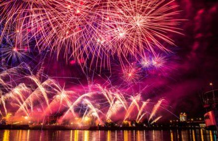 Международный фестиваль фейерверков пройдет в Москве 18 и 19 августа