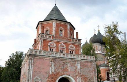 В московской усадьбе Измайлово отреставрируют Мостовую башню