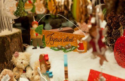 Французская рождественская ярмарка Frenchbazar откроется в Москве