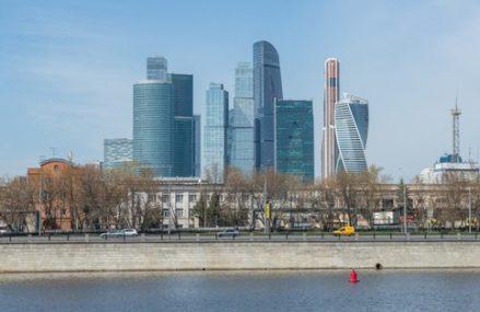 Новая набережная между «Москвой-Сити» и районом Фили появится в Москве