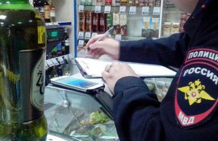 Полицейские УВД по ВАО задержали подозреваемого в продаже алкогольной продукции несовершеннолетнему