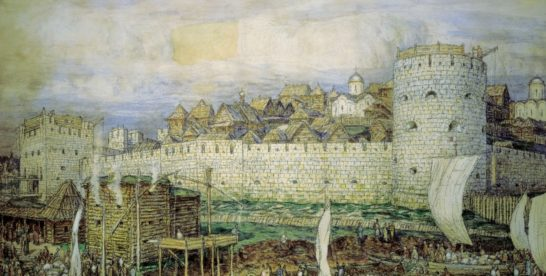 Интересные факты из истории Москвы