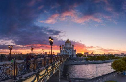 10 самых интересных мест возле метро «Кропоткинская»