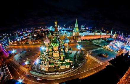 ТОП 20 лучших экскурсий по Москве
