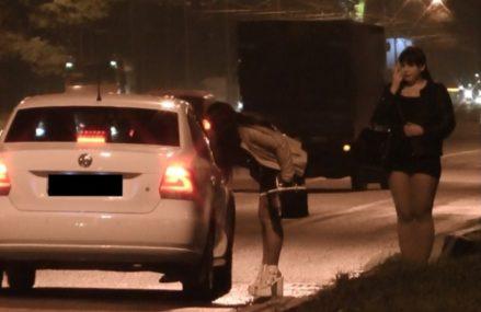 Приезжий организовал уличную точку для занятий проституцией в Перово