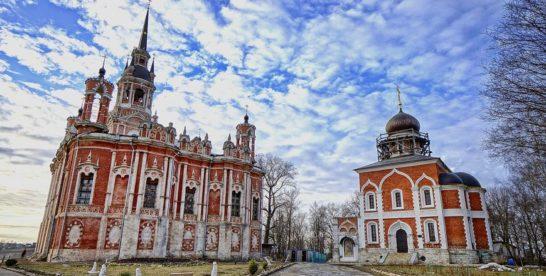 Уникальные кремли Подмосковья