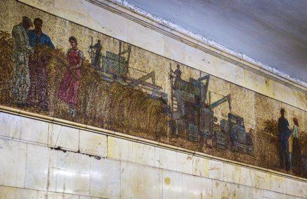 «Подземный музей», хранящий историю страны!