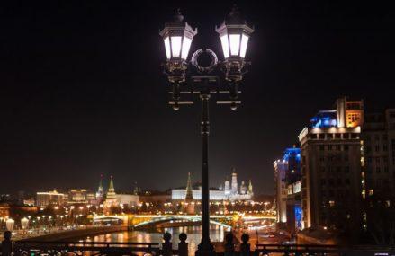 Путешествие по свету: самые красивые и необычные фонари Москвы