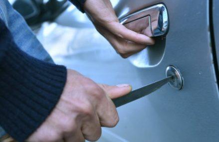 В Соколиной горе украли четыре лизинговых автомобиля