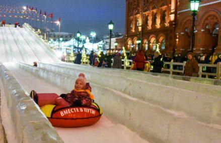 «Путешествие в Рождество»: гид по центральным площадкам