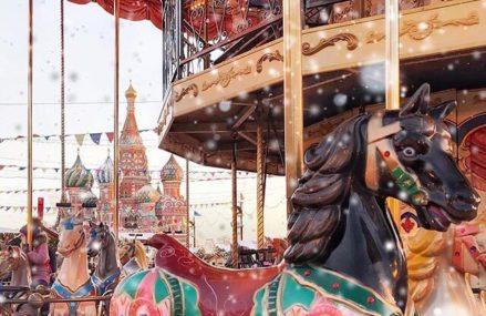Где в Москве можно весело и небанально провести время с ребенком?