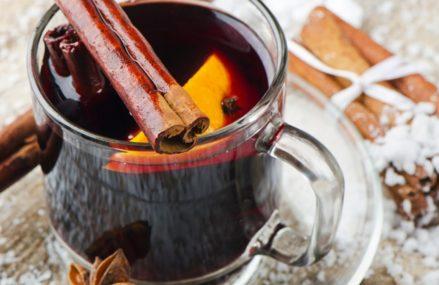 8 согревающих зимних напитков!